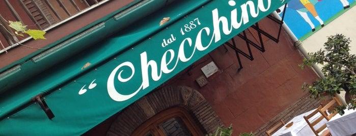 Checchino dal 1887 is one of 101 cose da fare a Roma almeno 1 volta nella vita.