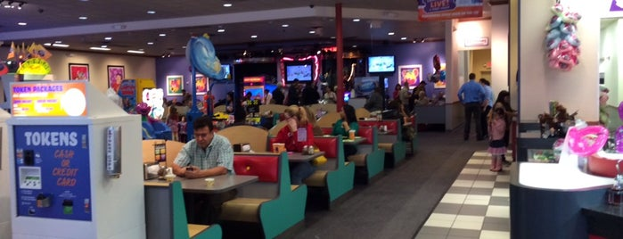 Chuck E. Cheese's is one of Restaurant.