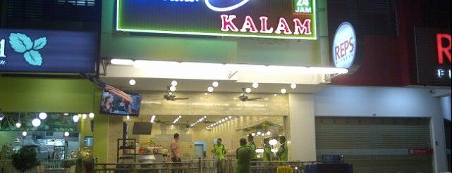 Restoran AK Kalam is one of Makan @ Melaka/N9/Johor #15.