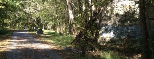Mallard Creek Greenway is one of Footprints in charlotte.