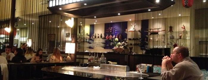 Kabuki is one of resto Brussels.