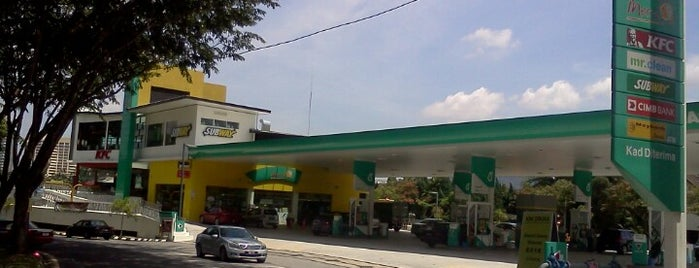 Petronas is one of All-time favorites in Malaysia.