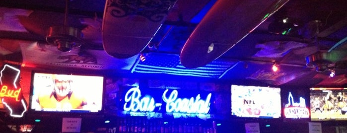 BAR-Coastal is one of Bars in New York City to Watch NFL SUNDAY TICKET™.