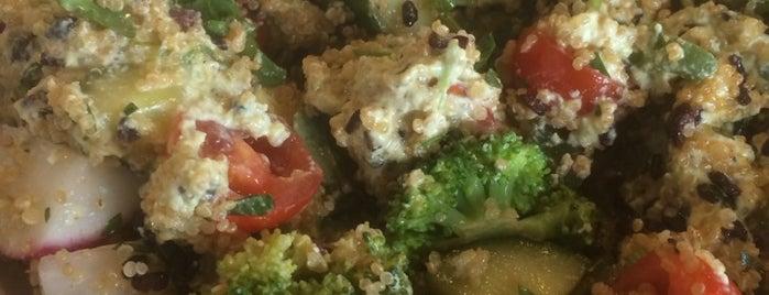 Lyfe Kitchen is one of Boulder Vegan.