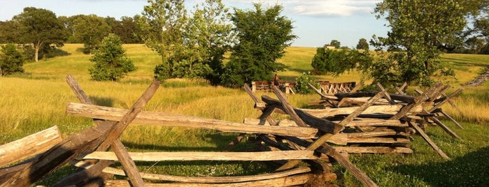 Manassas National Battlefield Park is one of National Parks.