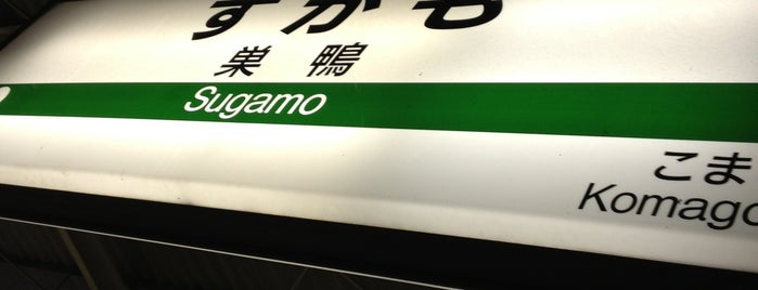 """JR Sugamo Station is one of """"JR"""" Stations Confusing."""
