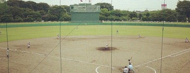 栃木市総合運動公園 is one of Tennis Court relates on me.