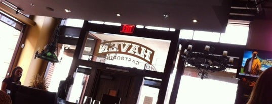 Haven Gastropub is one of Anaheim Hills & local places.