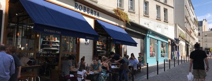 Roberta is one of Paris.