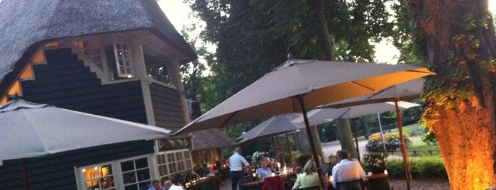 Wilhelminapark Restaurant is one of My Faves.