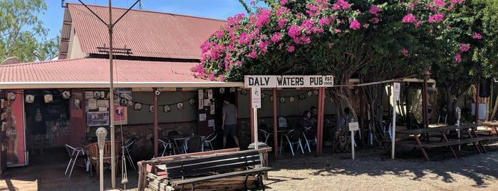 Daly Waters Historic Pub is one of To do around Australia.