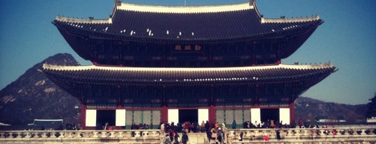 Gyeongbokgung is one of Travel Guide to Seoul.