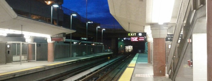 Colma BART Station is one of To Do in....