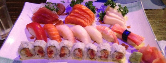 Yummy Sushi is one of The 15 Best Places for Sushi in Jacksonville.