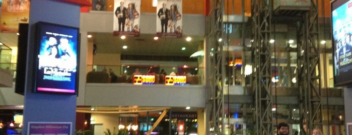Millennium City is one of Malls.
