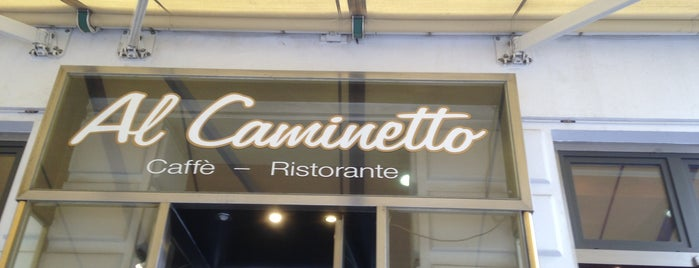 Al Caminetto is one of Restaurants.