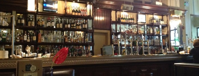 Browns is one of Brown's Bars and Brasseries.