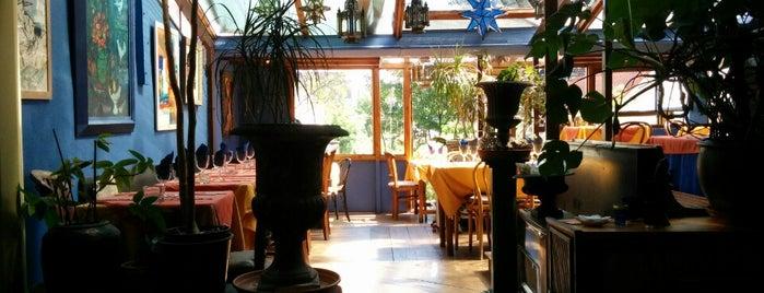 Shanti Restaurant is one of Brussels & Belgium.