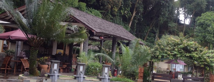 Gracia Hot Spring Resort & Spa is one of Rest & Relax @Bandung.