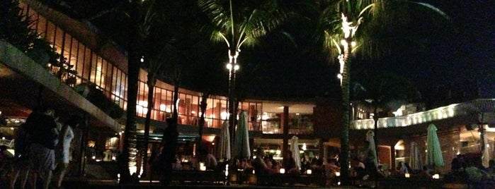 Potato Head Beach Club is one of Bali Culinary.