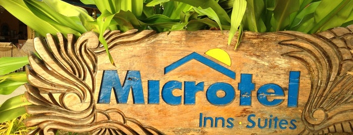 Microtel Inn & Suites by Wyndham is one of Phillipines recommendations.