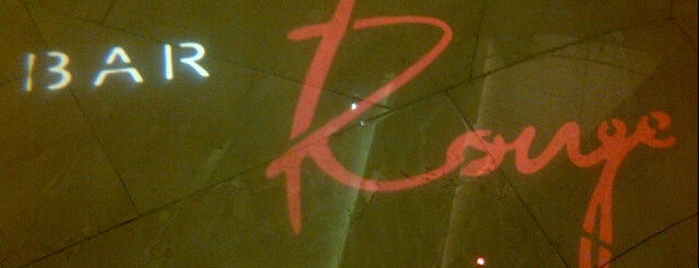 Bar Rouge is one of Best night spots.
