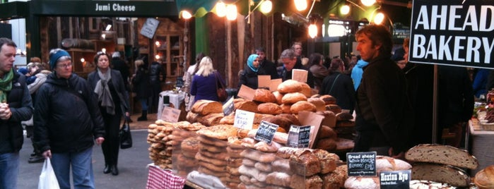 Borough Market is one of London tour.