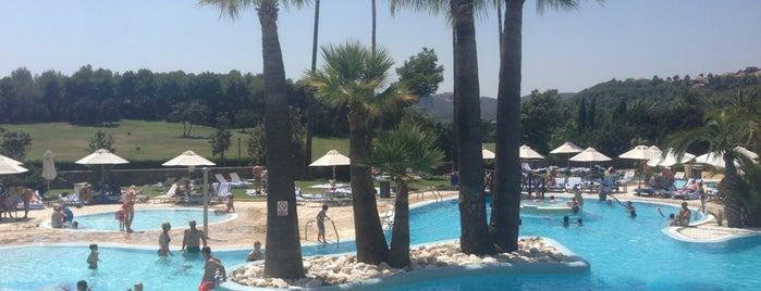 Dénia Marriott La Sella Golf Resort & Spa ***** is one of Sitios guapos para comer, tapear y similares.