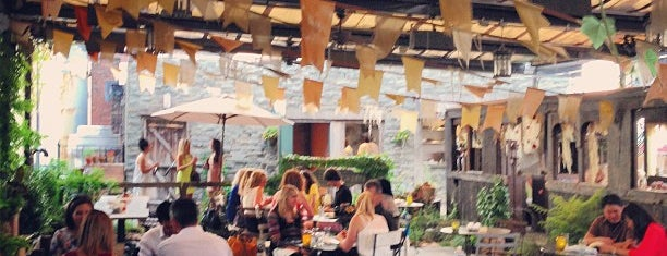 Gallow Green is one of Best Nightlife on an NYC Rooftop - SociableNY.