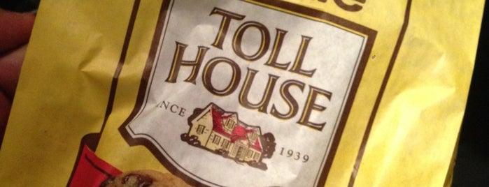 Nestle Toll House is one of cafes in Kuwait.