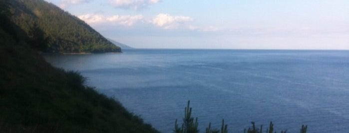 Lake Baikal is one of Bucket List ☺.