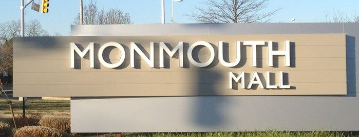 Monmouth Mall is one of Places I have been to.