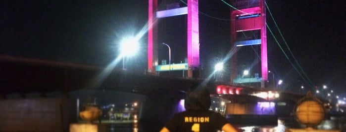 Jembatan Ampera is one of Best places in Palembang, Indonesia.