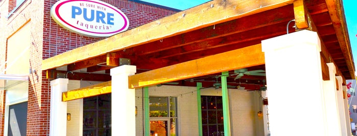 Pure Taqueria is one of Where to Eat in Atlanta.