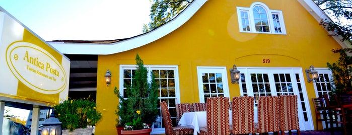 Antica Posta is one of The 15 Best Italian Restaurants in Atlanta.