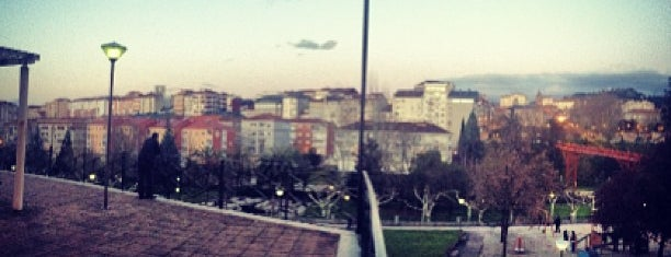 Parque Barbaña is one of Best of Ourense ❤.