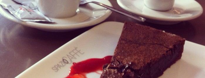Spazio Caffé is one of Coffee.