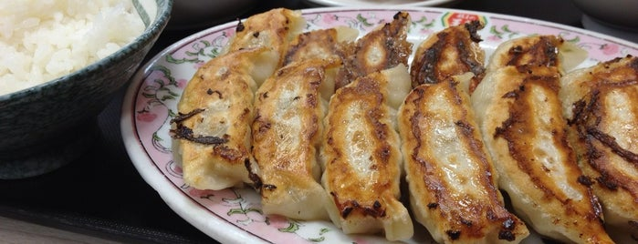 Gyoza no Ohsho is one of Restaurant in Kyoto.
