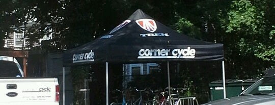 Corner Cycle is one of a local's guide to Cape Cod.