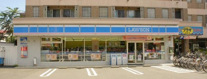 ローソン 盛岡岩手大学前店 is one of LAWSON in IWATE.