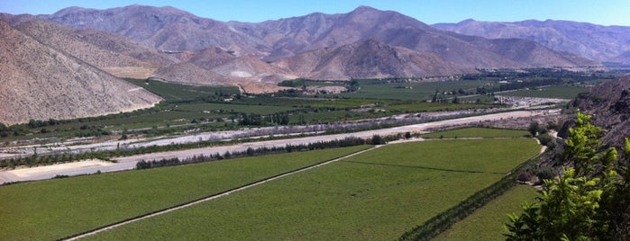 Valle de Elqui is one of To edit.