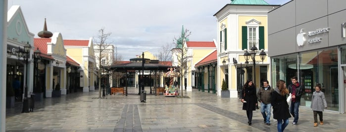 McArthurGlen Designer Outlet Parndorf is one of Outlets Europe.