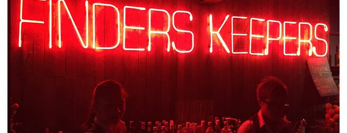 Finders | Keepers is one of Manila.