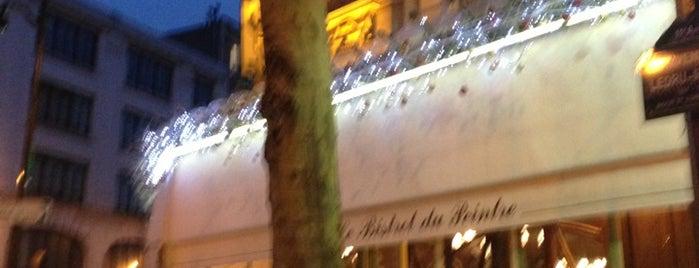 Le Bistrot du Peintre is one of Lloyd's Paris.