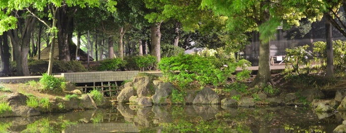 Heiwa no Mori Park is one of 公園.