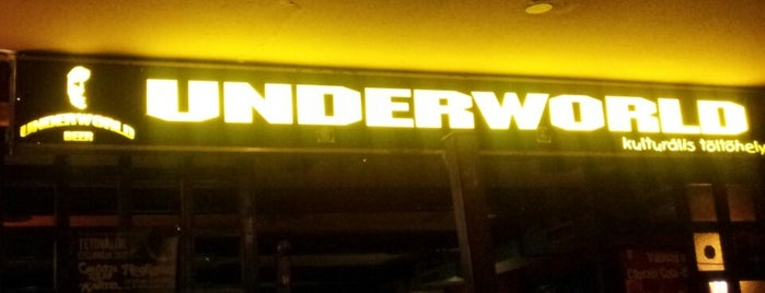 Underworld Pub is one of Buda to-do.