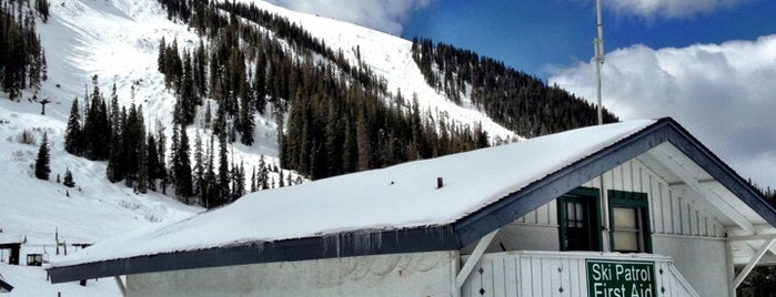 Arapahoe Basin is one of Colorado Ski Areas.