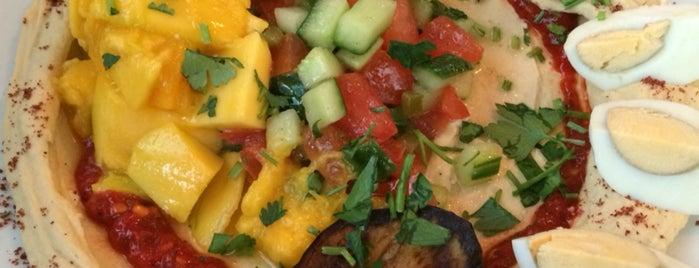 MEZZE hummus & falafel is one of gdzie na obiad.