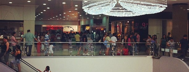 Bauru Shopping is one of Places that Im used to go.