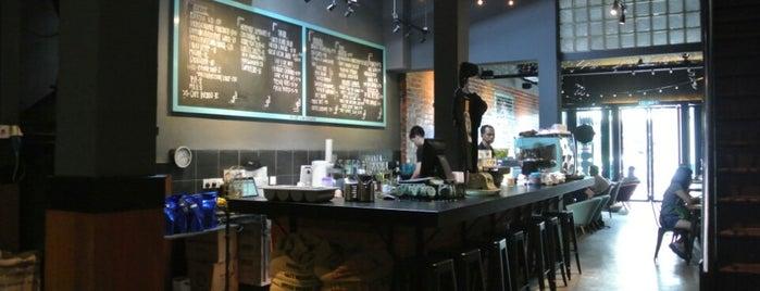 Kaffa Espresso Bar is one of Coffee@Venture ^.^v.